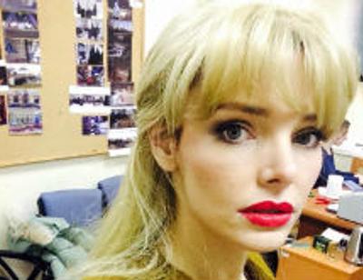 Лиза Боярская стала куклой Барби