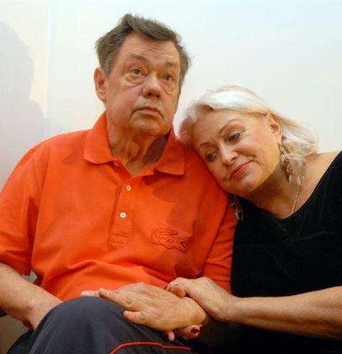 Людмила Поргина не верит в измену мужа