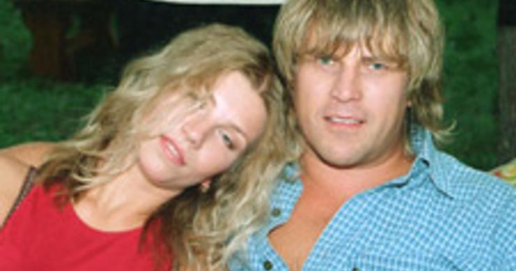 Накануне развода Алексей Глызин вернулся к жене