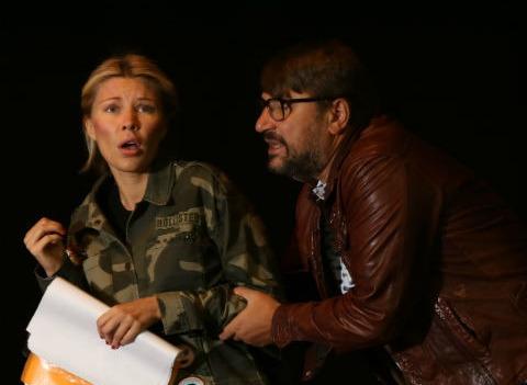 Тимур Еремеев и Оскар Кучера сыграют в пьесе «Хитрец по найму»