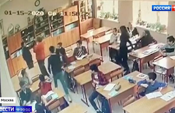 Ирина Лукьянова не ожидала неадекватной реакции от ученика
