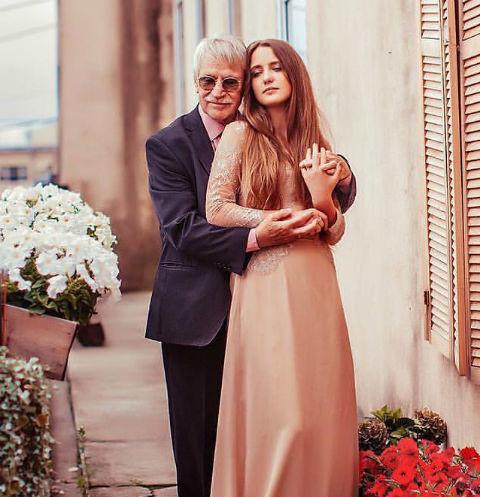 Иван Краско и Наталья отмечали 9 сентября годовщину
