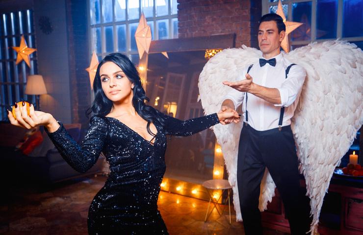 Дмитрий Дюжев нанял преподавателя по танцам