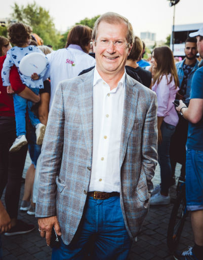 Президент Hearst Shkulev Group Виктор Шкулев