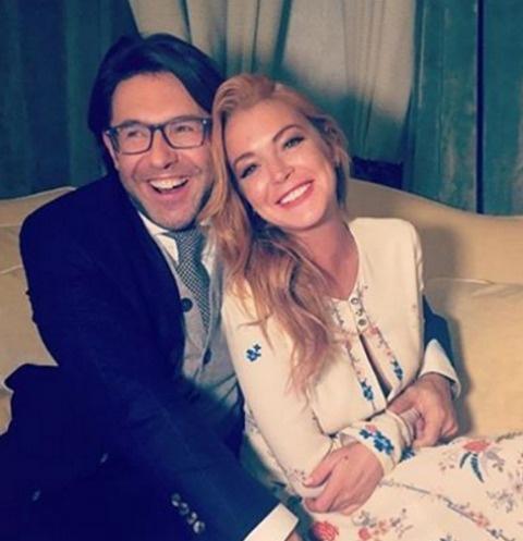 Андрей Малахов рассказал в социальной сети, что выпуск с участием Линдси Лохан выйдет в эфир в среду