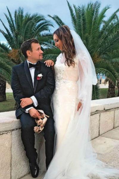 Брак Гайдуляна и Очиловой продлился всего год