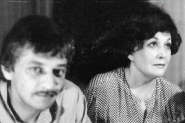Александр Дик и Кюнна Игнатова