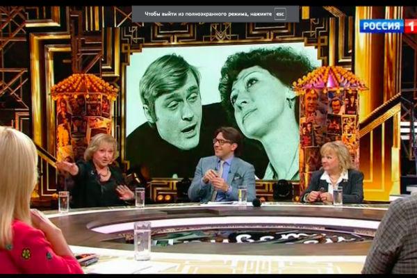 Гостями Андрея Малахова стали жены легендарных советских актеров