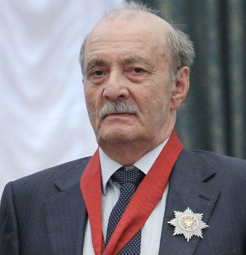 Режиссер Георгий Данелия