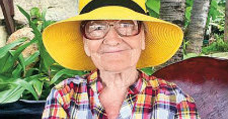 89-летняя путешественница из Красноярска стала звездой Интернета