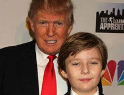 Дочь Билла Клинтона защитила сына Дональда Трампа от травли