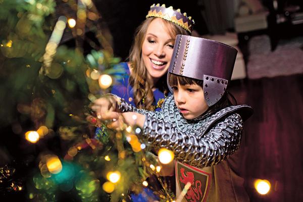 5-летний Саша всегда просит Деда Мороза не забыть про больных детей, которые больше, чем он, нуждаются в подарках