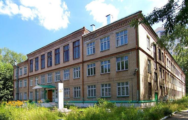 Школа № 67 города Казани