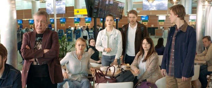 В сериале также сыграл сын Ефремова — Никита