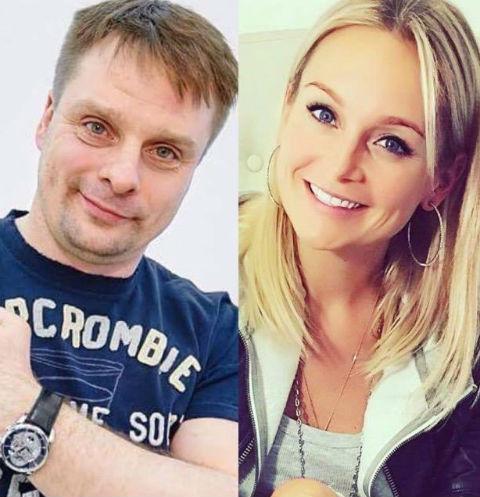 Александр Носик и Анастасия Крайнова