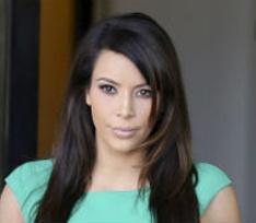 Ким Кардашьян страдает от излишней волосатости