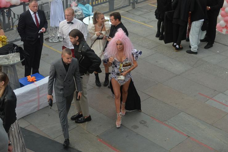 Новости: Свадьба Моргенштерна: онлайн-трансляция – фото №8
