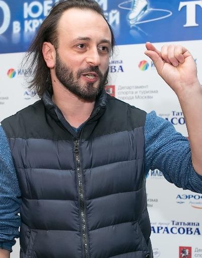 Заслуженный тренер России Илья Авербух