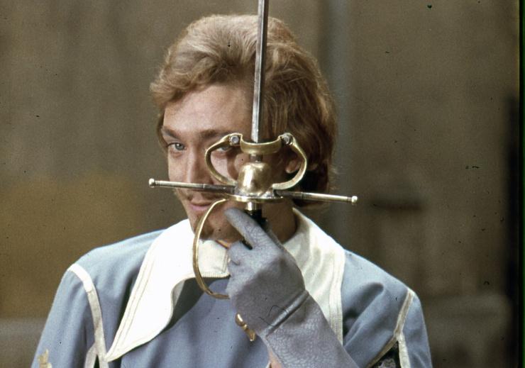 Роль Арамиса в трилогии «Д'Артаньян и три мушкетера» стала самой яркой в фильмографии актера