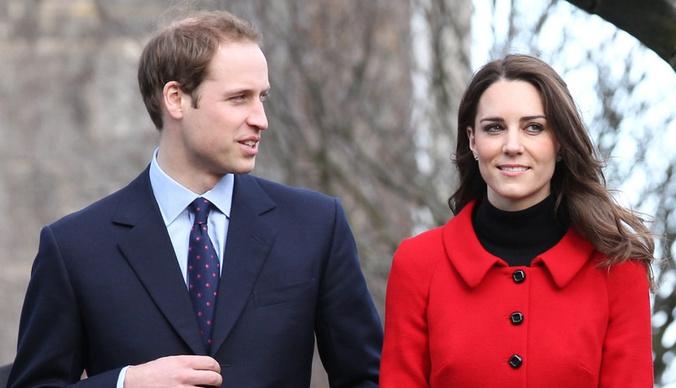 Кейт Миддлтон встретилась с предполагаемой любовницей принца Уильяма