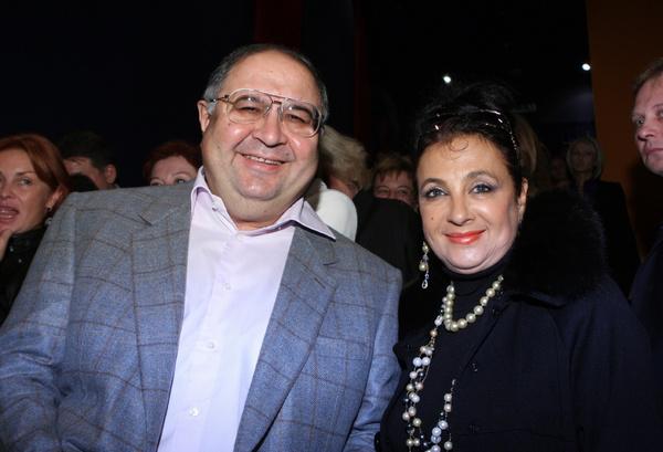 Супруг всегда был надежной опорой для Винер-Усмановой