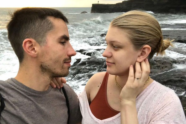 Рябцева и ее избранник часто путешествуют вместе