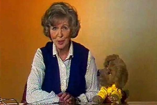 Валентина Леонтьева начала работать в передаче с 60-х