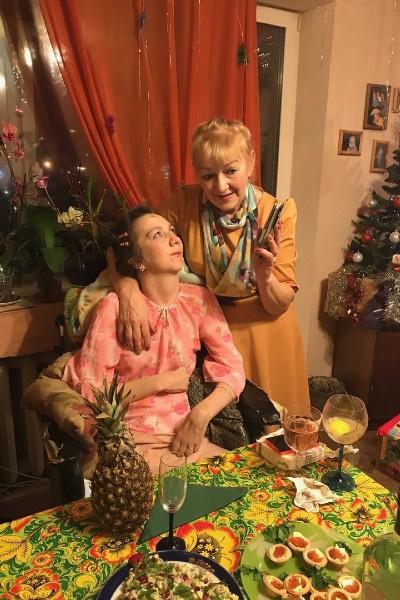 За Ириной Банниковой на протяжении 10 лет ухаживает мама