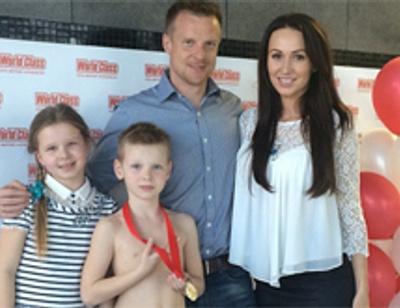 Жена Вячеслава Малафеева усыновила его детей