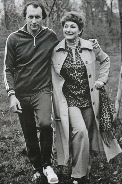 Валерий Леонтьев более 20 лет прожил с актрисой