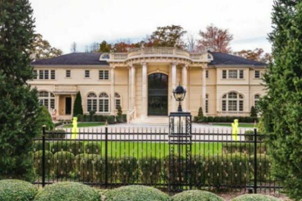 Дом Елены Малышевой в США