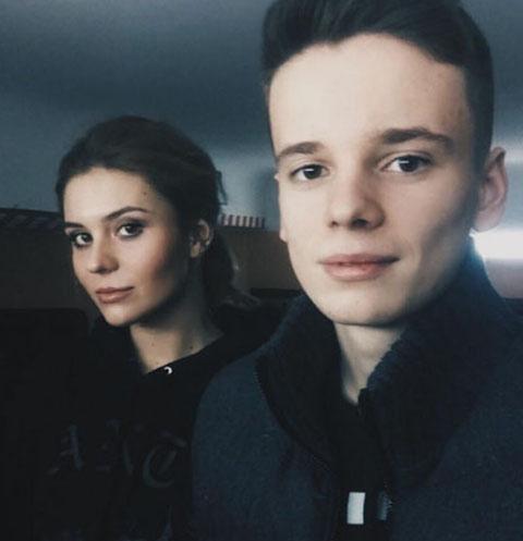 Анна и Арсений Шульгины