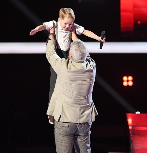 На Первом канале стартовал новый сезон шоу «Голос. Дети»