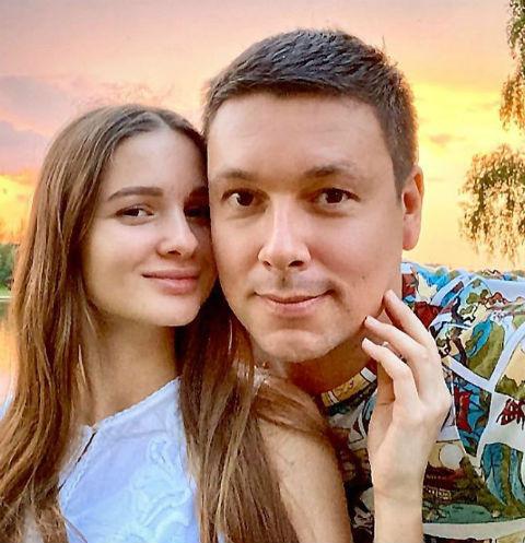 Жена Андрея Чуева показала интимные кадры, сделанные во время родов