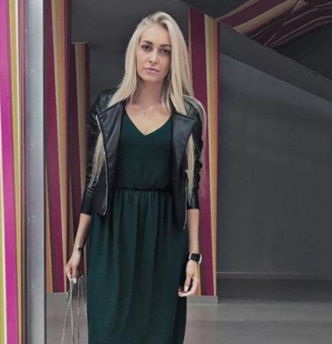 Беременная Кристина Дерябина поделилась фото с УЗИ и рассказала про кисту