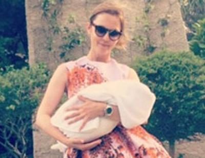 Бывшая жена Сергея Капкова родила третьего ребенка