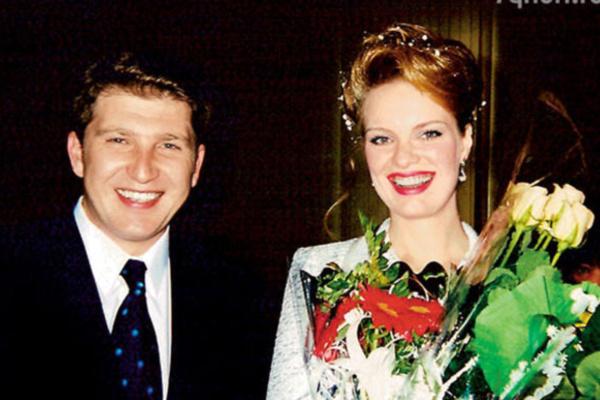 Актриса долго боролась за брак с Владленом Гореликом