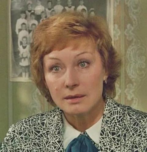 Лариса Малеванная сыграла маму главной героине в картине «Интердевочка»
