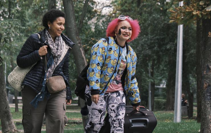 Участница шоу «Колледж» Энрика: «У меня установилась особая связь с родителями, я смогла переехать»