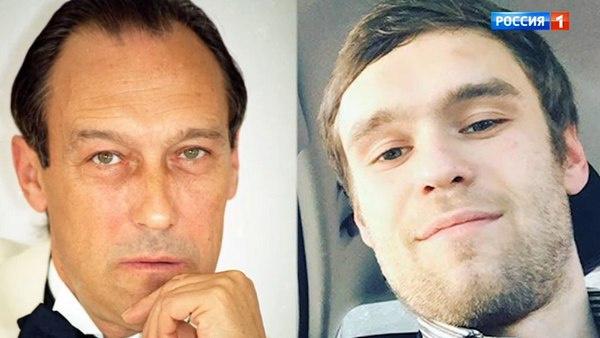 Олег Янковский и Евгений Благонравов
