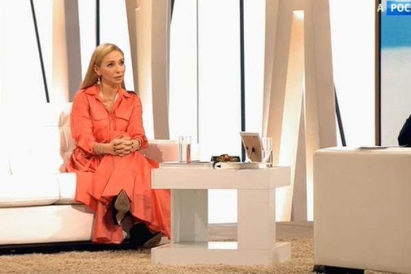 Татьяна уверена, что они с Дмитрием Песковым созданы друг для друга