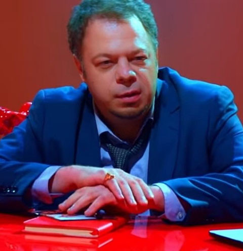 Петренко в клипе Ольги Бузовой