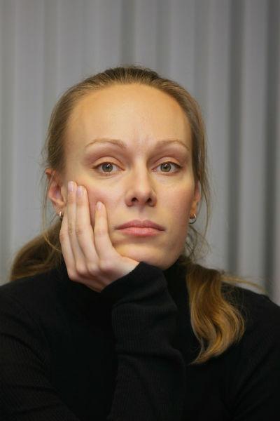 Актриса не любит откровенничать о личной жизни