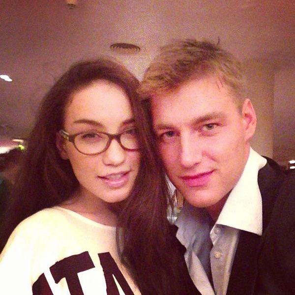 Алексей Воробьев и Виктория Дайнеко расстались в 2015 году