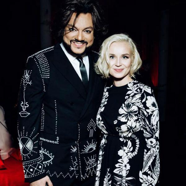 Киркоров и Полина Гагарина
