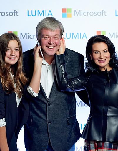 Александр и Екатерина Стриженовы с дочерью