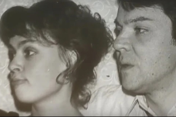 Елена Валюшкина и Леонид Фомин