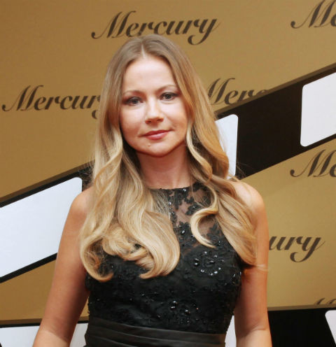 Мария Миронова не боится сглаза – актриса показала маленького сына