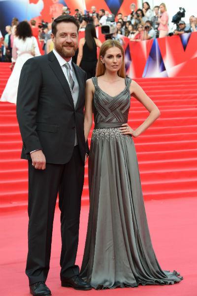 Саша и Кирилл женаты уже девять лет