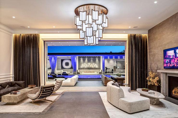 Новости: Фото дома Кайли Дженнер за 36 миллионов долларов – фото №7